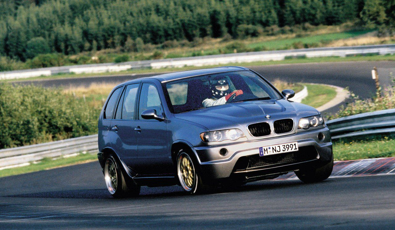 BMW X5 Lemans""