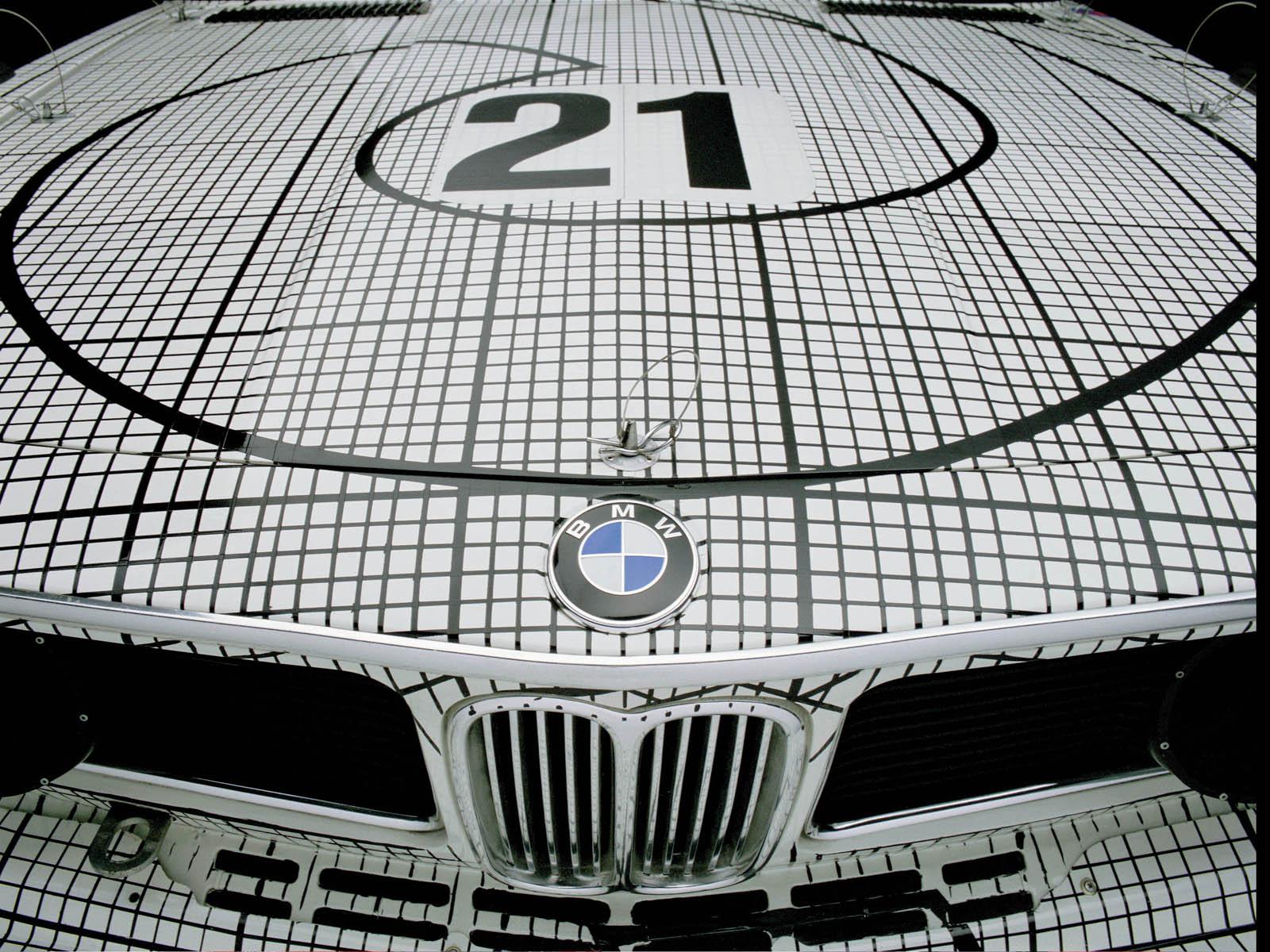 Второй экземпляр BMW Art car - bmw 3.0 csl