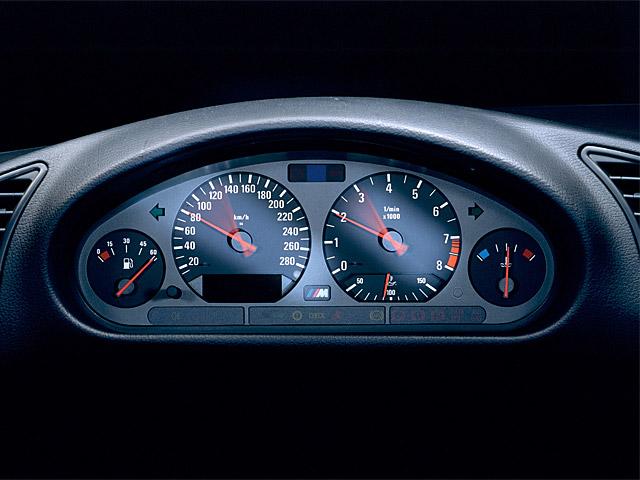 Приборка BMW E36