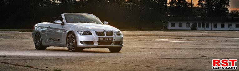 Тюнинг BMW E93 335i от ATT TEC