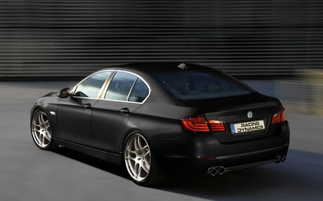 BMW 5-Series от Racing Dynamic