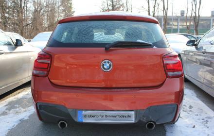BMW M135i F21