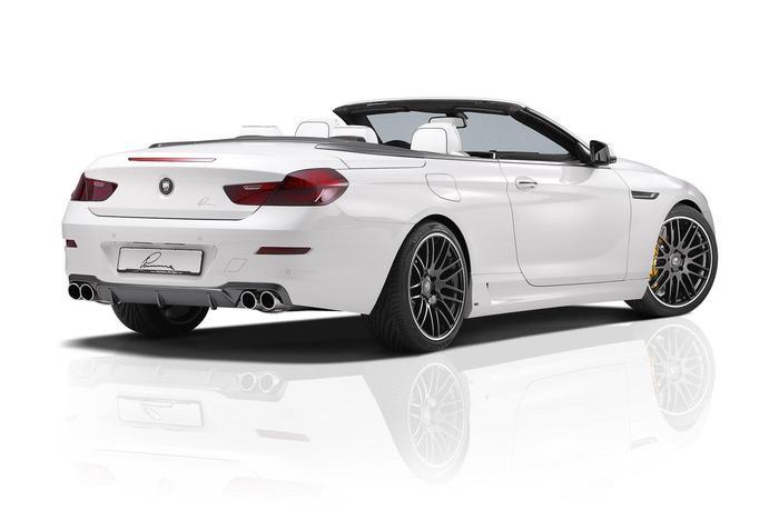 BMW F12 650i Lumma Design CLR 600 GT