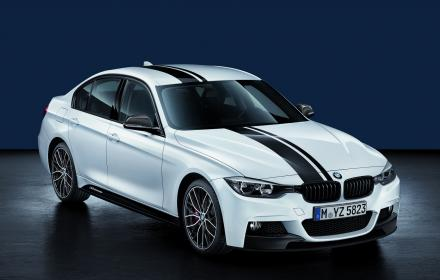 BMW M Perfomance F30