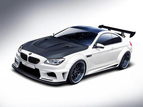 Тюнинг BMW M6 F13 CLR 6 М от Lumma Design