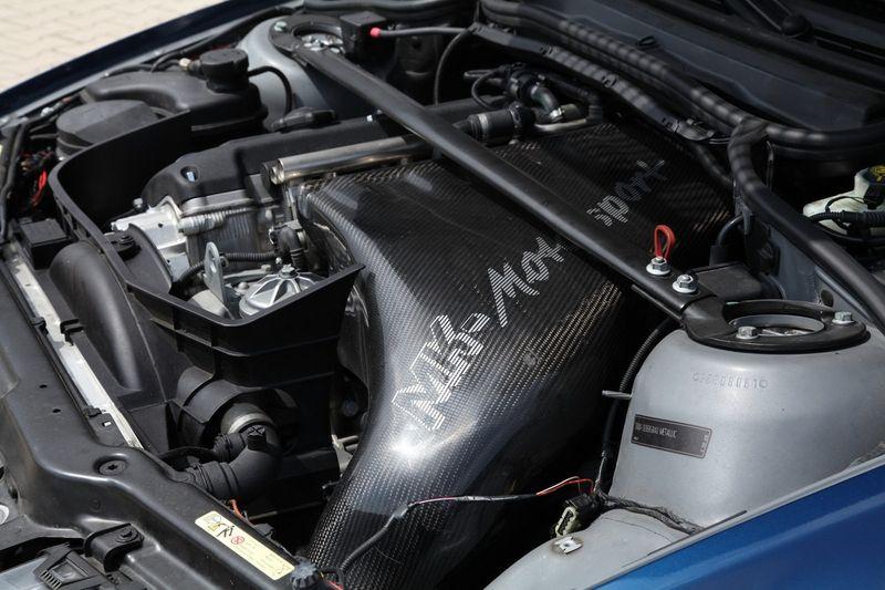Фотографии BMW M3 E46 CSL от MR Car Design