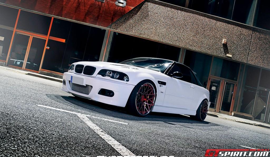 Тюнинг BMW E46 M3