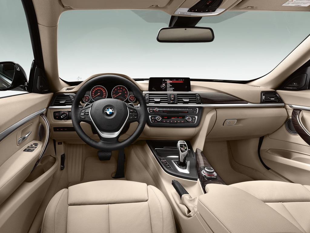 Фотографии салона BMW 3er Series Gran Turismo