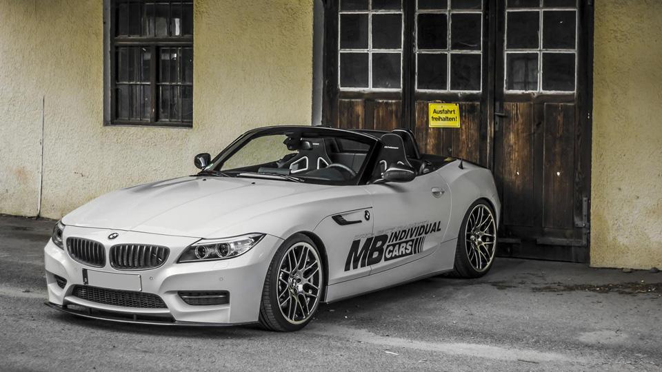 Тюнинг BMW Z4 E89 от MB Individual Cars