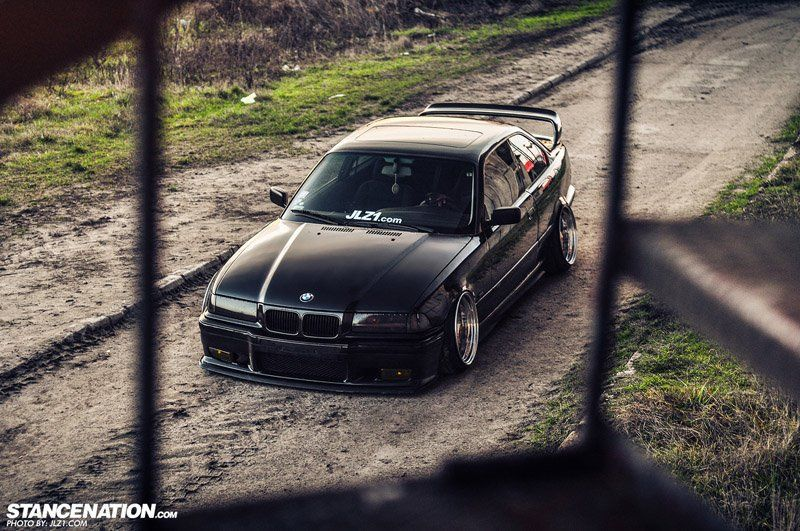 BMW E36 фото