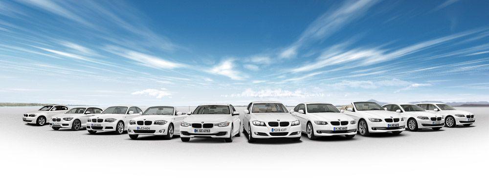 Выбор подходящей модели и серии BMW