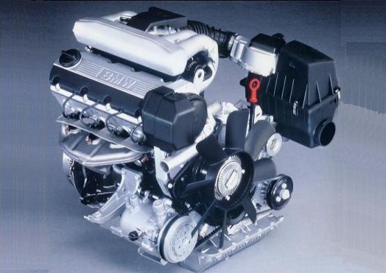 Фотография двигателя BMW M40B16, M40B18
