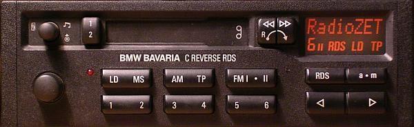 BMW Bavaria C Reverse RDS