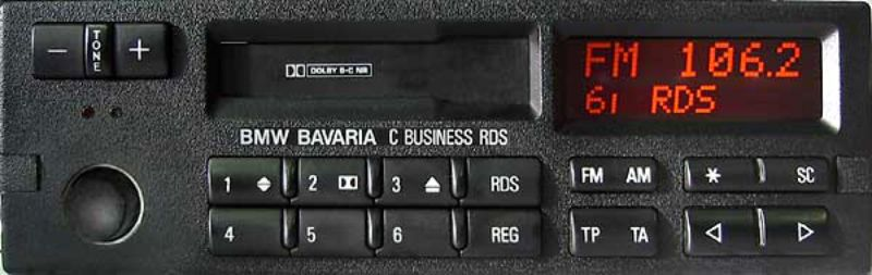 BMW Bavaria C Business RDS