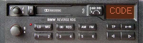 BMW Reverse RDS