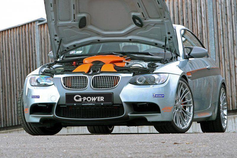Тюнинг BMW M3 Hurricane 337 Edition от G-Power