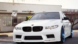 Тюнинг BMW M5  SR Auto Group