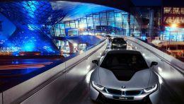 Продан первый BMW с лазерной оптикой
