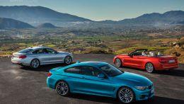 Официально представлен рестайлинг BMW 4er LCI в кузове с индексом F32