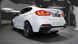Тюнинг пакет от Hamann для нового BMW X6 F16