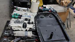 Описание процесса замены масла в автоматической коробке передач АКПП BMW 5НР18, 5НР24, 5НР30