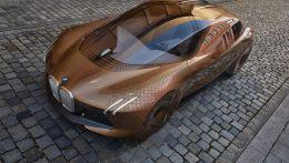 BMW показали как они видят развитие своих автомобилей в следующем столетии.