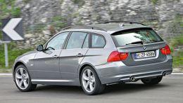 Универсал среднего класса БМВ 3-й серии в кузове Е91 выпускался с 2005 года и до 2012 года пока не был сменен обновленным BMW F31
