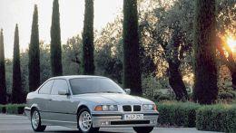 3 поколение 3 серии 316i/318(t)i(s)/320i / 323i /325i/328i(s)/M3 (1991-1998)