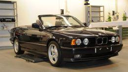 BMW показали концепт, кабриолета М5 в кузове Е34 который не пошел в серию