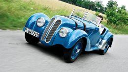 Тест-драйв BMW 328 1937 года