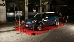 Мировая премьера MINI Countryman: MINI привозит Голливуд в Женеву
