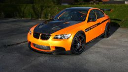 Manhart Racing вдохнули в BMW M3 750 л.с.