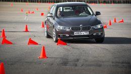 Курсы повышения квалификации автовождения от BMW - BMW Driving Experience