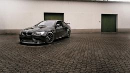 Ателье Alpha-N Performance зарядило BMW M3 (E92)