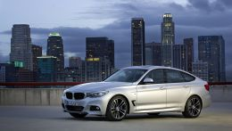 Обзор новинки от BMW: 3-ей серии GT в кузове F34