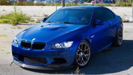 BMW M3 E92 в доработке от  Precision Sport Industries