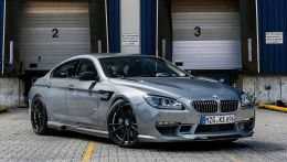 Тюнинг BMW 6er Gran Coupe в кузове  F06 от Kelleners Sport