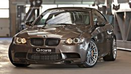 BMW M3 Hurricane RS - тюнинг версия BMW M3 E92 от G-Power