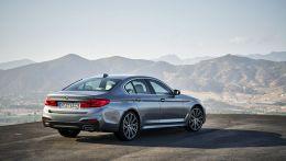 Новая 5-я серия BMW в кузове с индексом G30 была представлена официально.