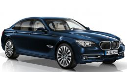 Эксклюзивная BMW 7 Series Edition Exclusive