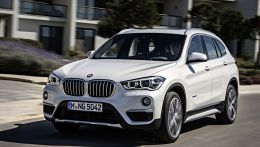 Видео о запуске продаж нового BMW X1