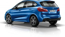 Тюнинг BMW 2 Series Active Tourer