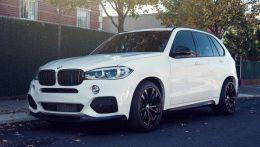 Тюнинг нового BMW F15 X5 от компании ONEighty
