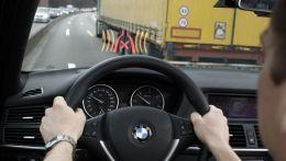 Системы безопасности и помошники BMW