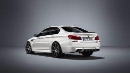 Мировая премьера специальной лимитированной версии BMW M5 в кузове F10