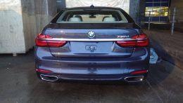 Расктыр внешний вид и интерьер новой седьмой серии BMW в кузове G11