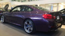 В продажу поступила BMW M4 Daytona Violett от BMW Individual