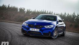 Новая приземленная BMW M4 Competition Sport как упрощенная версия БМВ М4 GTS