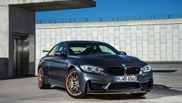 Мировая премьера новой 493 сильной BMW M4 GTS