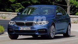 В BMW заверили, что скоро 5-ку GT сменит совершенно новая, 6-я серия Gran Turismo в кузове с индексом G32